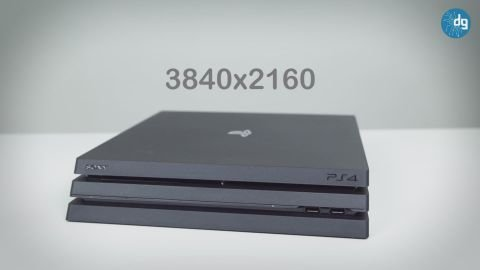 Sony PS4 Pro oyun konsolu video inceleme - 7 Şubat 2017 20:08