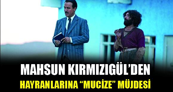 """""""Mucize 2"""" Filmiyle İlgili Takipçilerine İpucu Verdi - 4 Ekim 2018 14:28"""