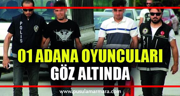 Adana Sıfır Bir'in oyuncuları uyuşturucu madde kullanımına özendirmeden gözaltına alındı - 28 Haziran 2019 12:10