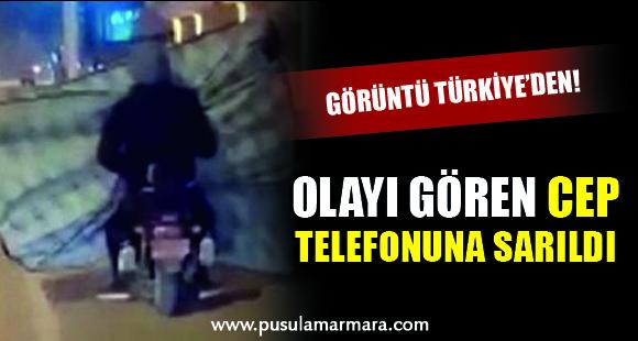 Görüntü Türkiye'den! - 15 Ocak 2020 20:55