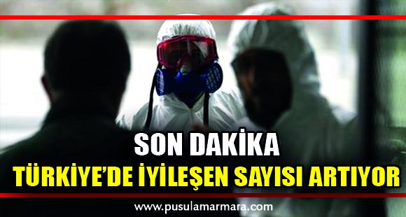 Türkiye'de koronavirüsten ölenlerin sayısı 97 artarak 1198'e yükseldi