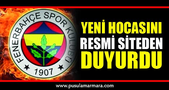 Fenerbahçe Yeni Hocasını Duyurdu - 9 Haziran 2020 15:17