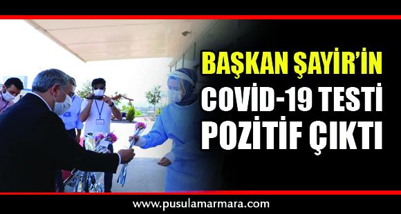 Dilovası Belediye Başkanı Şayir, Kovid-19'a yakalandı - 28 Kasım 2020 16:58