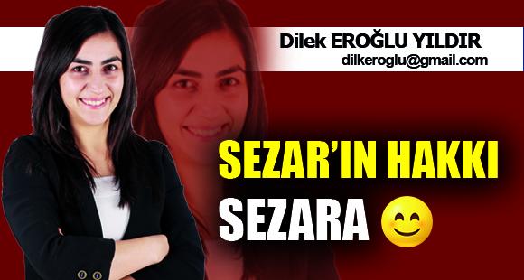 SEZAR'IN HAKKI SEZARA