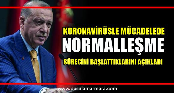 Cumhurbaşkanı Erdoğan müjdeyi verdi! - 18 Şubat 2021 14:20