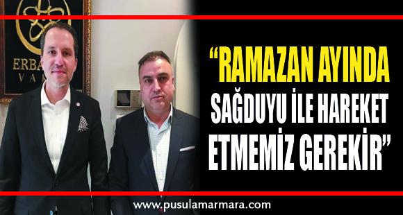 """""""Ramazan Ayı,Husumete Ayı Değildir """""""