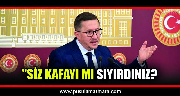 """Türkkan: """"Kocaeli Kartepe'de belediye başkanı çok rahat iftar verebiliyor"""""""