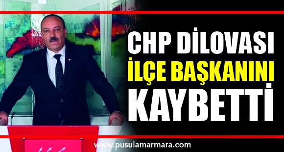 İlçe Başkanı Kerem Aydemir Hayatını Kaybetti