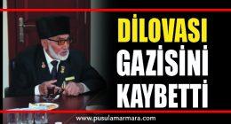 Kore Gazisi Vefat Etti.